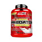 Amix Nutrition, Protein Powder, Whey Concentrate + Multi-Enzyme Complex, 100% Predator Protein (Chocolate Flavour, 2000 g - 66 serv x 30 g)