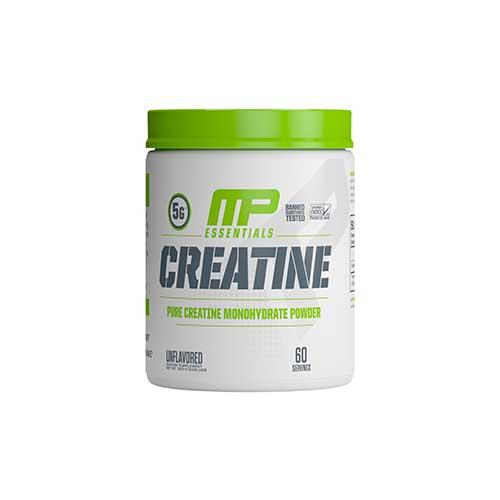 Musclepharm Creatine Powder Creatine Monohydrate 300 G 60 Serv X 5 G Biotika