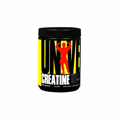 Universal Nutrition Creatine Powder Creatine Monohydrate 200 G 40 X 5 G Biotika